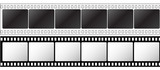 photographic 35mm films strips poster