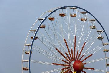 dusseldorf centre spinning wheel