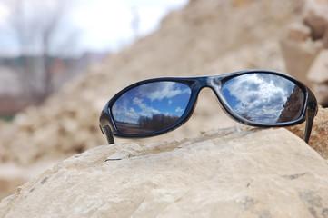 sunglasses on the rock #4