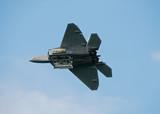f-22 raptor stealth fighter jet poster