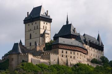 czech royal castle carlstejn