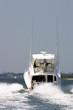 family fishing yacht