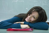 Fototapety happy student