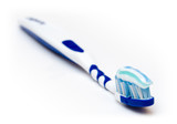 tooth brush poster