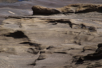 dramatic stone formation