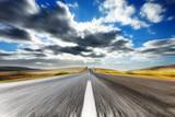 Fototapety speeding
