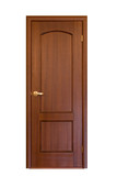 dřevěné dveře # 3