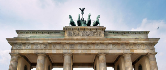 brandenburger tor panorama
