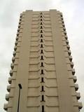 block of flats.exterior. modern construction.shape poster