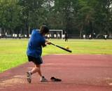 baseball practice poster