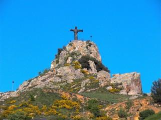 cristo signore della montagna