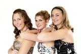 prom girls poster