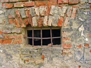 ruin window