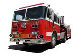hasičská stříkačka