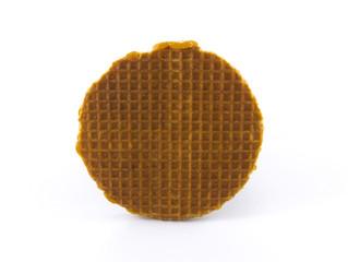 waffle ( stroopwafel )
