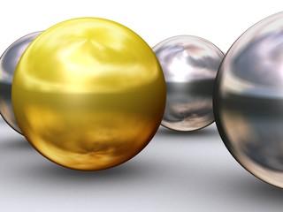 leader ball