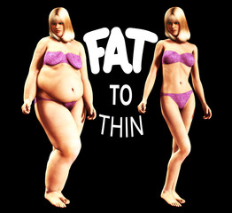 fat to thin 15