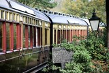 vintage rail carriages
