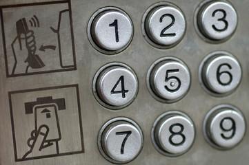 public phone detail