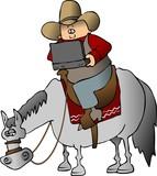 cowboy tech poster