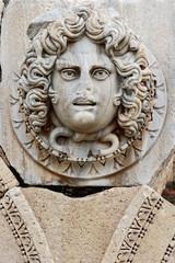 gorgon´s head, the septimius severus new forum