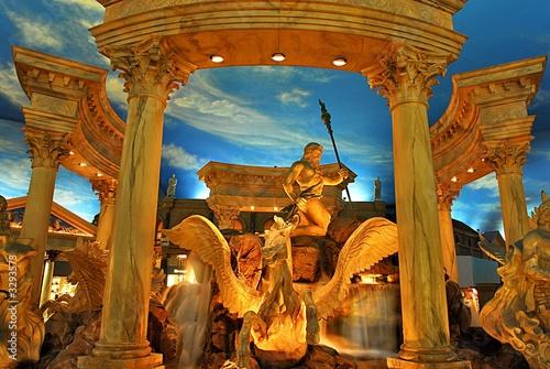 Fotobehang Fontaine caesars palace 1