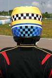 pilote de course poster