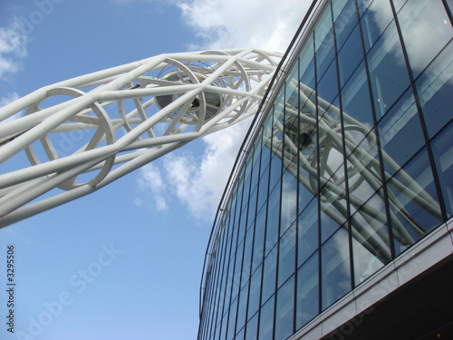 new wembley stadium london - 3295506