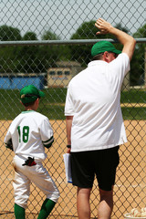 player and coach