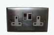 domestic double socket - 3298572