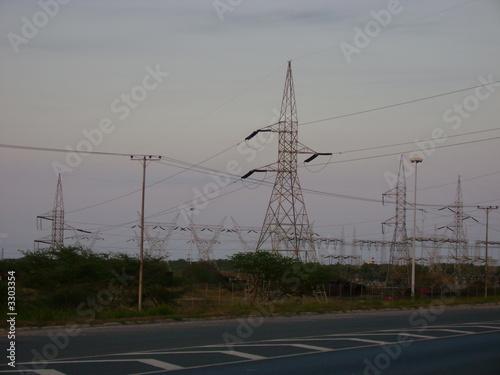 torres petroleras