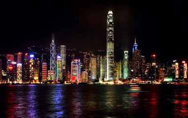 night honkong