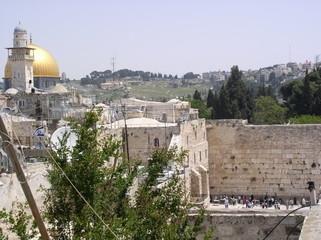 jerusalem city landscape