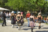 Fototapety danse country
