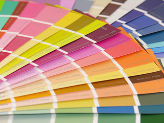 nuancier couleurs / color chart