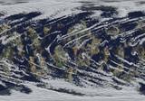 Fototapete Welt - Karte - Landkarte / Globus