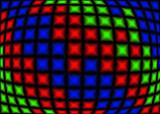rgb pixels poster
