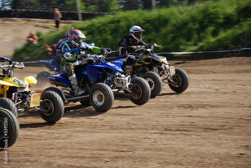 Fototapeta motocross008