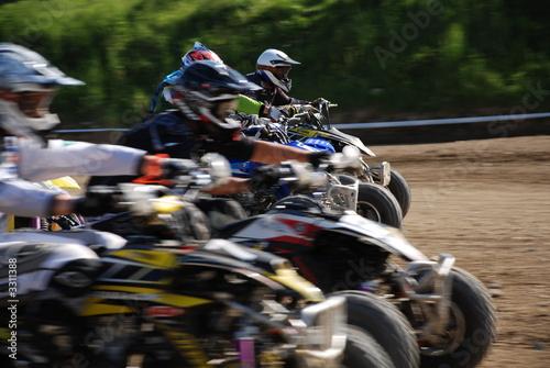 Fototapeta motocross007