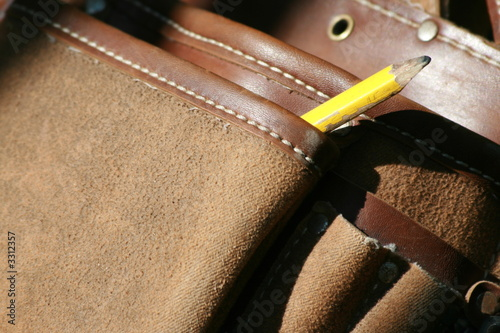pencil and pockets
