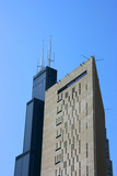 metropolitan correctional center and sears tower poster