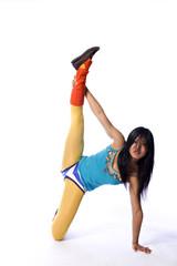 stretch my leg