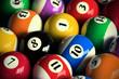Quadro pool balls