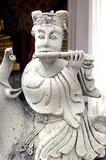 thailand, bangkok: arun temple poster