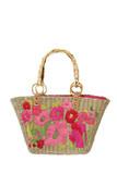 flower purse poster