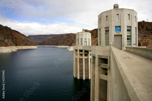 Foto op Canvas Dam hoover dam