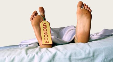 morgue of economy