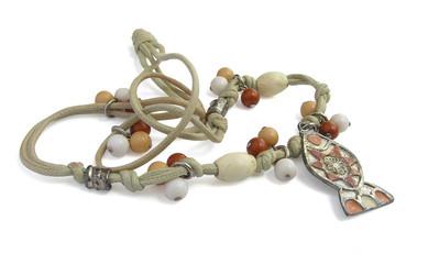 1217 - collier précolombien (détourage inclus)