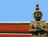 the grand palace, bangkok, thailand. poster