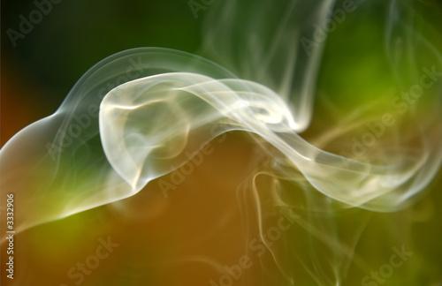 Leinwandbild Motiv swirling smoke